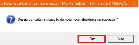 NeXT ERP Gerenciador de Nota Fiscal