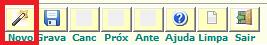 NeXT ERP cadastro NCM_IVA